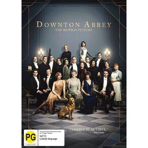 Downton Abbey The Movie DVD 1Disc