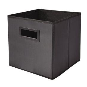 Living & Co Mason Cube Storage Insert Black