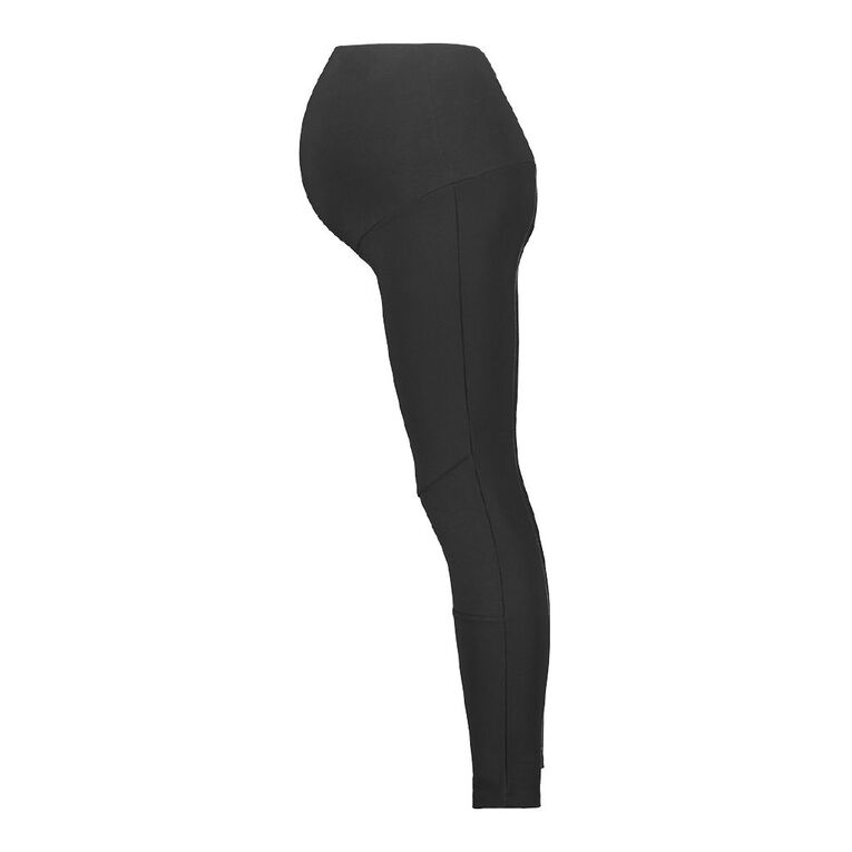 H&H Maternity Ponti Legging, Black, hi-res