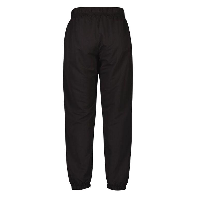 Kooga Men's Woven Pants, Black, hi-res image number null