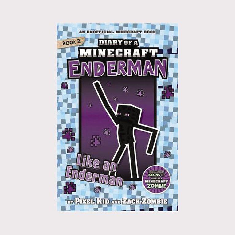 Minecraft Enderman #2 Like an Enderman, , hi-res image number null