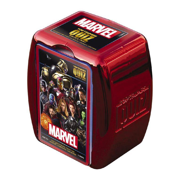 Marvel Cinematic Universe Top Trumps Quiz, , hi-res