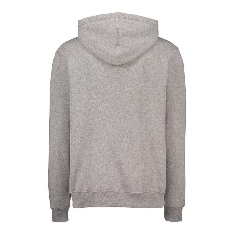 Garage Men's Hooded Fresh Sweatshirt, Grey Marle, hi-res