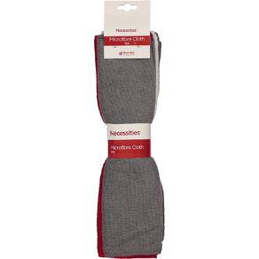 Living & Co Microfibre Cloth Assorted 5 Pack