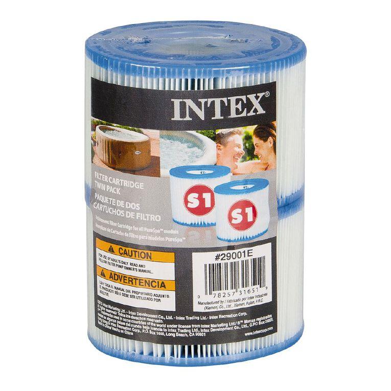 Intex Spa Pool Cartridge 2 Pack, , hi-res