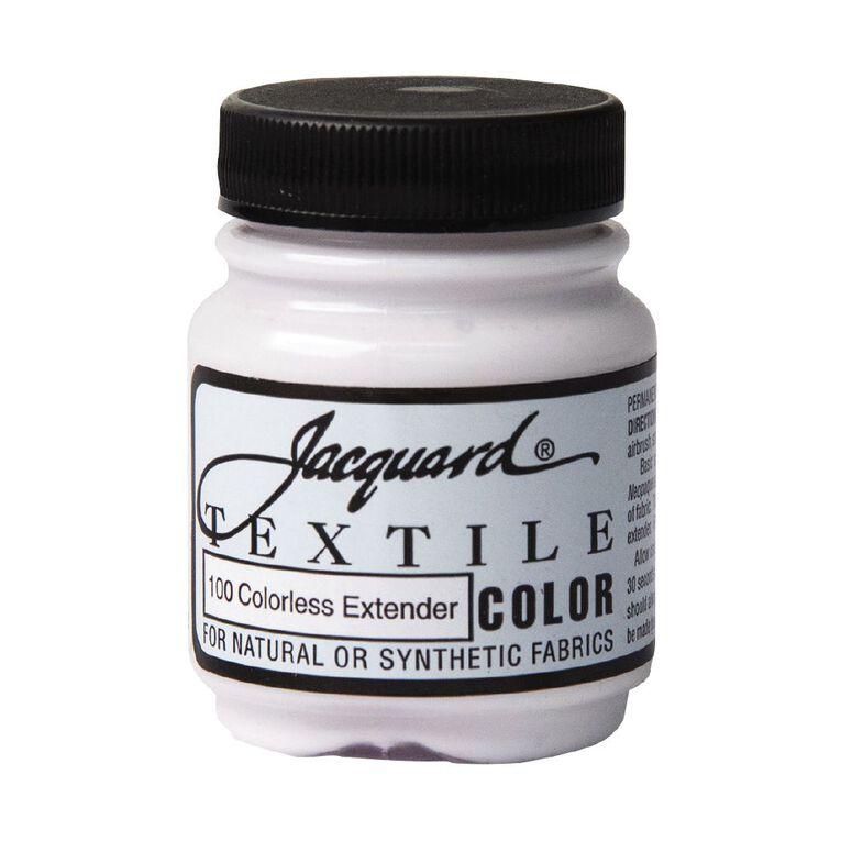 Jacquard Textile Colours 66.54ml Colourless Extender, , hi-res