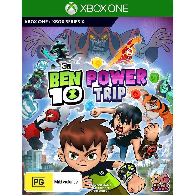XboxOne BEN 10 Power Trip!, , hi-res
