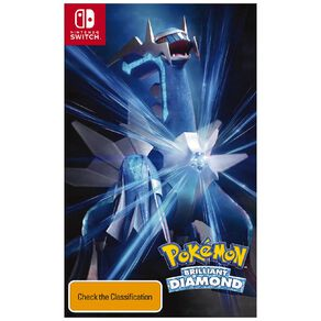 Nintendo Switch Pokemon Brilliant Diamond