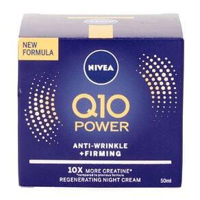 Nivea Q10 Power Anti Wrinkle Night Cream 50ml