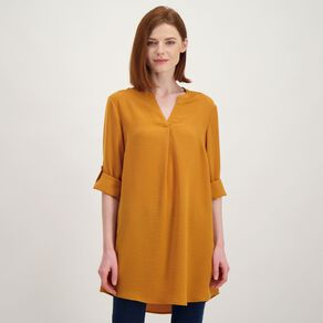 H&H Women's Tuck Front Tunic