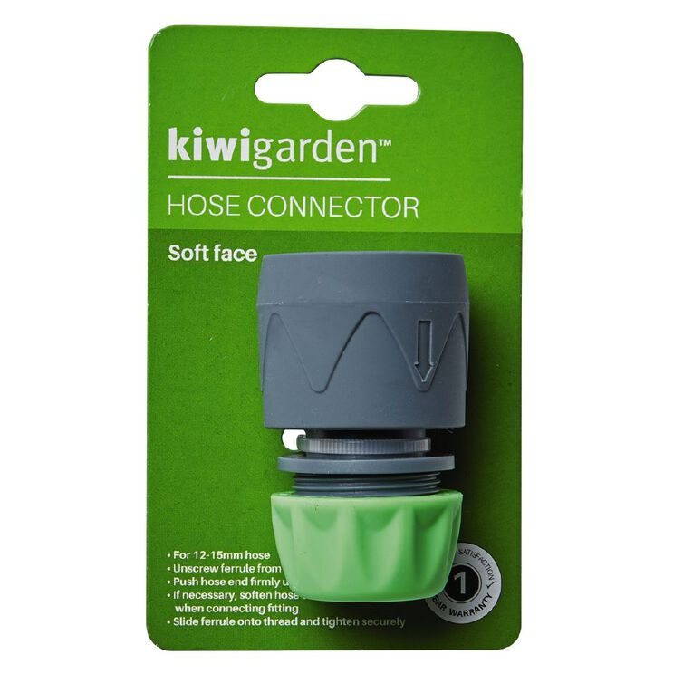 Kiwi Garden Hose Connector 13mm, , hi-res