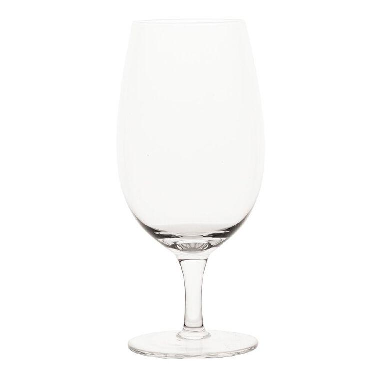 Living & Co Classic Stem Glass 4 Pack, , hi-res