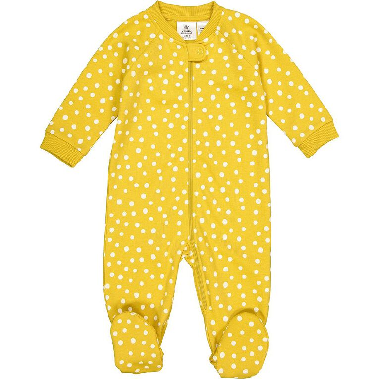 Young Original Baby Snuggly All In One, Yellow Mid, hi-res image number null