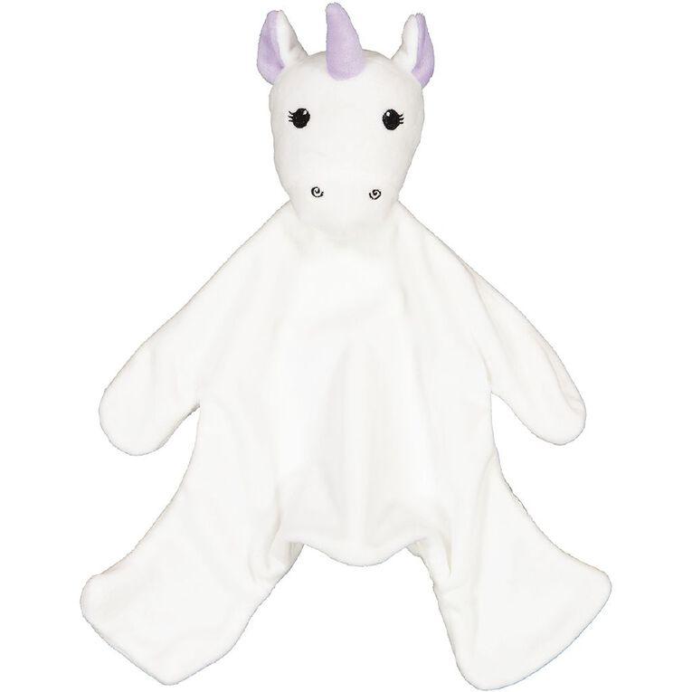 Babywise Snuggle Toy Unicorn, , hi-res