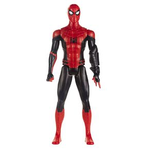 Marvel Spider-Man Movie Titan Hero Spider-Man Figure