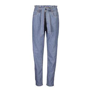 Young Original Tie Waist Jeans