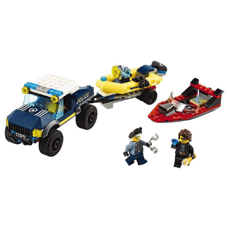 LEGO City Elite Police Boat Transport 60272, , hi-res image number null