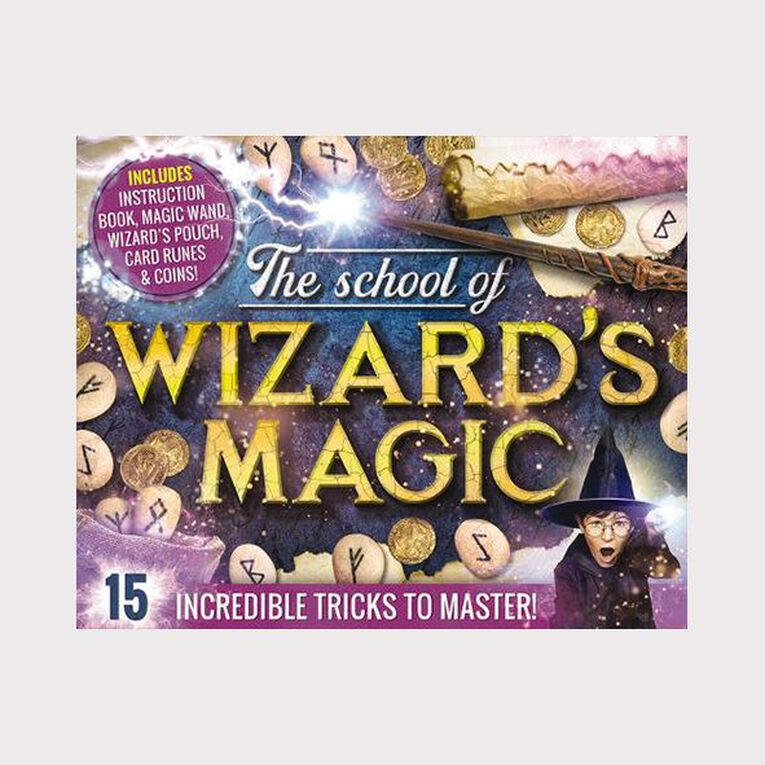 Actvity Station: Wizard's Magic, , hi-res