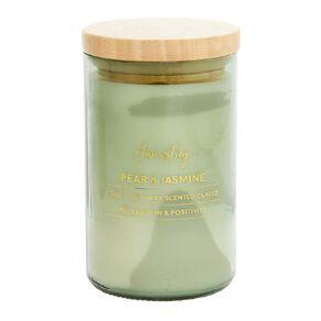 Living & Co Homestay Candle Vanilla Pod 13oz