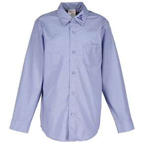 Schooltex SDA Long Sleeve Shirt with Embroidery