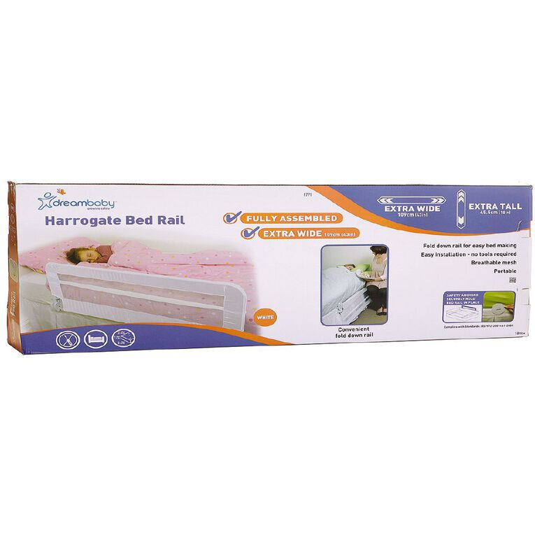 Dreambaby Harrogate Bed Rail, , hi-res