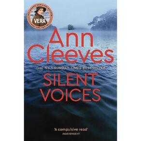 Silent Voices by Ann Cleeves N/A