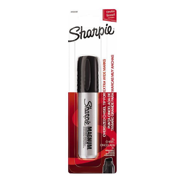 Sharpie Sharpie Pro Magnum Permanent Marker Black 1 Pack, , hi-res