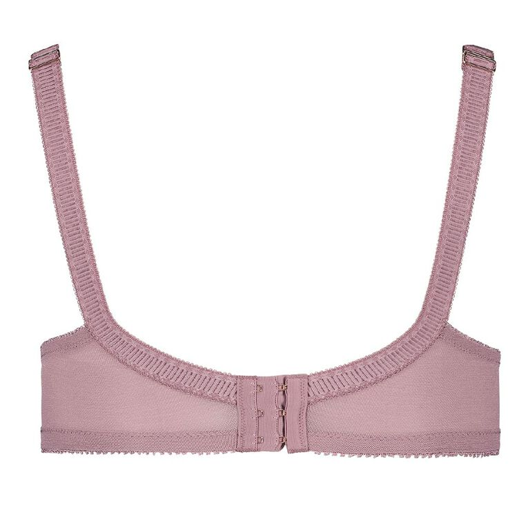 H&H Women's Molly Underwire Bra, Pink, hi-res