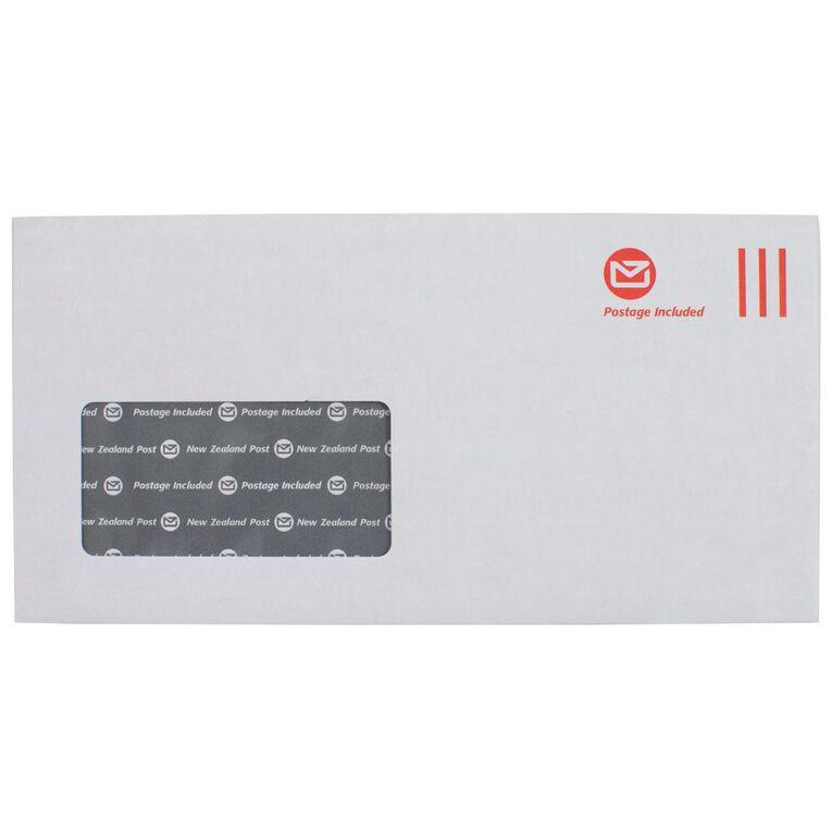 New Zealand Post Included Envelope Maxpop 500 Pack, , hi-res