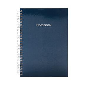 Uniti Colour Pop Notebook Hardcover Blue Dark A5