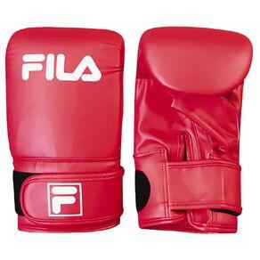 Fila Boxing Mitt 12oz Red