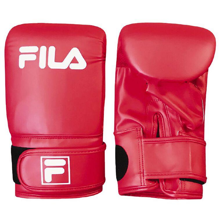 Fila Boxing Mitt 12oz Red, , hi-res