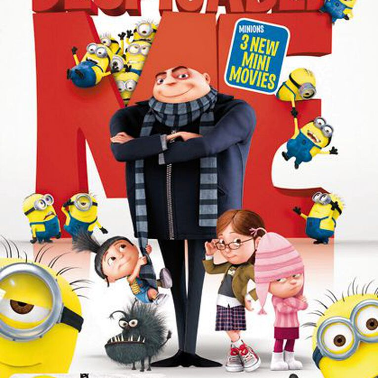 Despicable Me DVD 1Disc, , hi-res