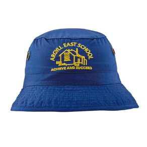 Schooltex Argyll East Bucket Hat with Embroidery