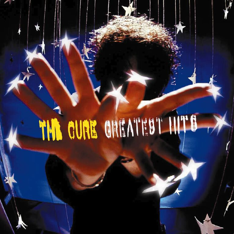 Greatest Hits CD by The Cure 1Disc, , hi-res