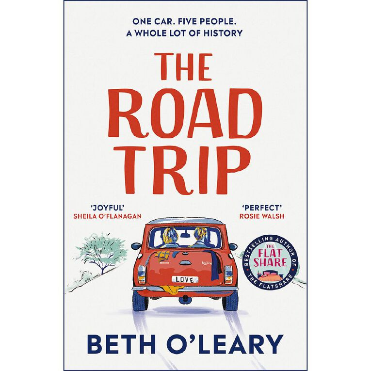 The Road Trip by Beth O'Leary, , hi-res