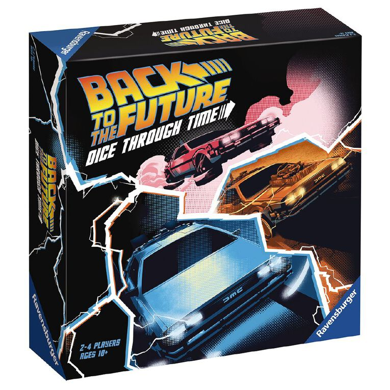 Ravensburger Back to the Future Game, , hi-res image number null