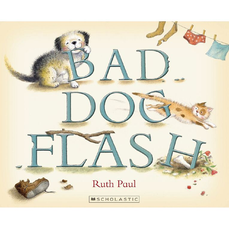 Bad Dog Flash 2021 Edition by Ruth Paul, , hi-res