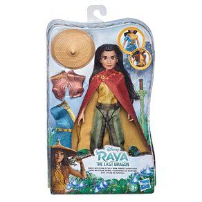 Disney Princess Rayas Adventure Styles