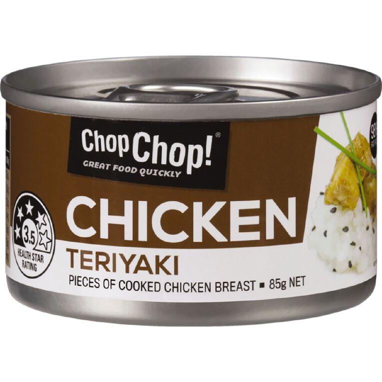 Chop Chop Chicken Teriyaki 85g, , hi-res