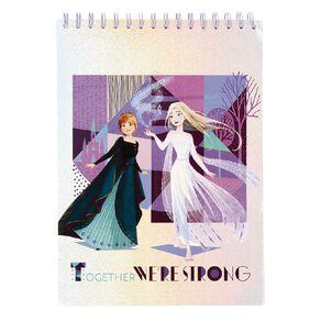 Frozen 2 Q2 Sketchpad Purple A4