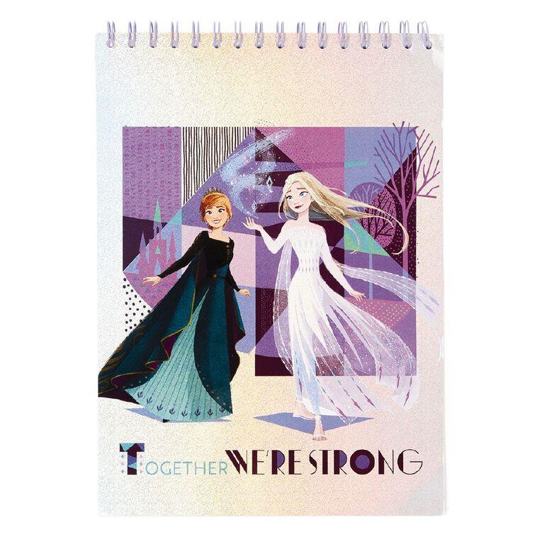 Frozen 2 Q2 Sketchpad Purple A4, , hi-res