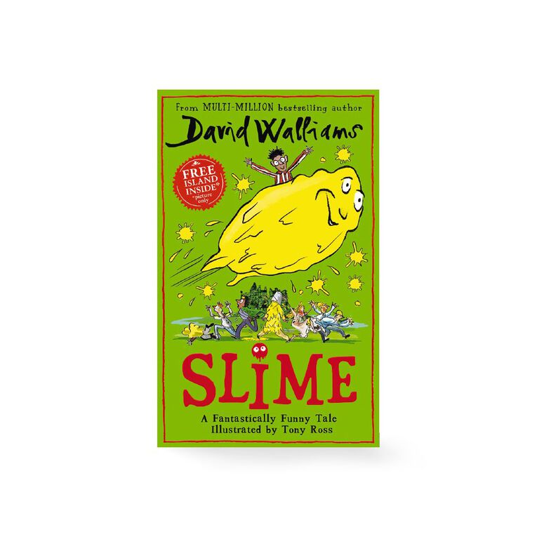 Slime by David Walliams, , hi-res