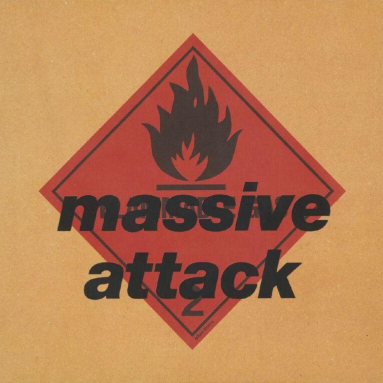 Blue Lines Vinyl by Massive Attack 1Record, , hi-res
