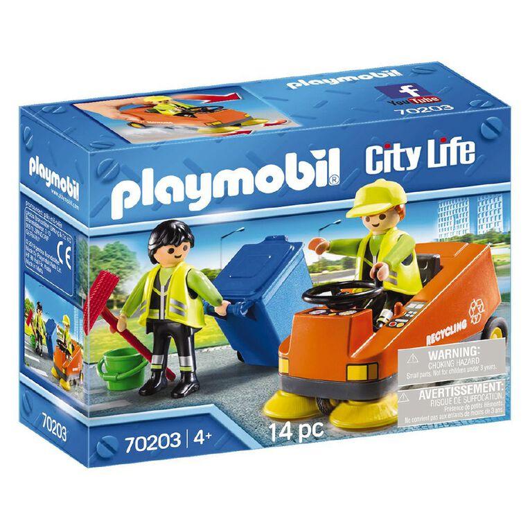 Playmobil Street Sweeper, , hi-res