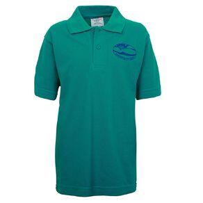 Schooltex Bamford Short Sleeve Polo with Transfer
