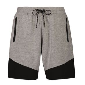 Active Intent Men's Splice Panel Shorts