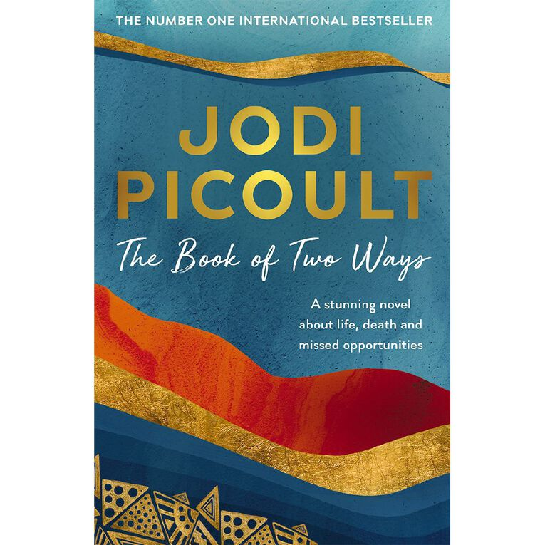The Book of Two Ways by Jodi Picoult, , hi-res image number null