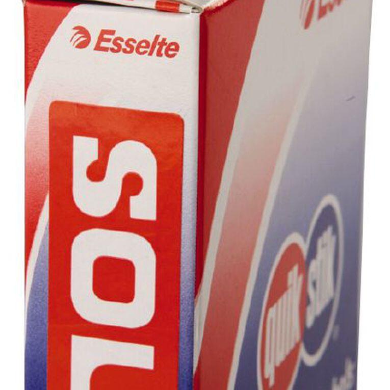 Quik Stik Labels Sold Removable 250 Pack Red, , hi-res