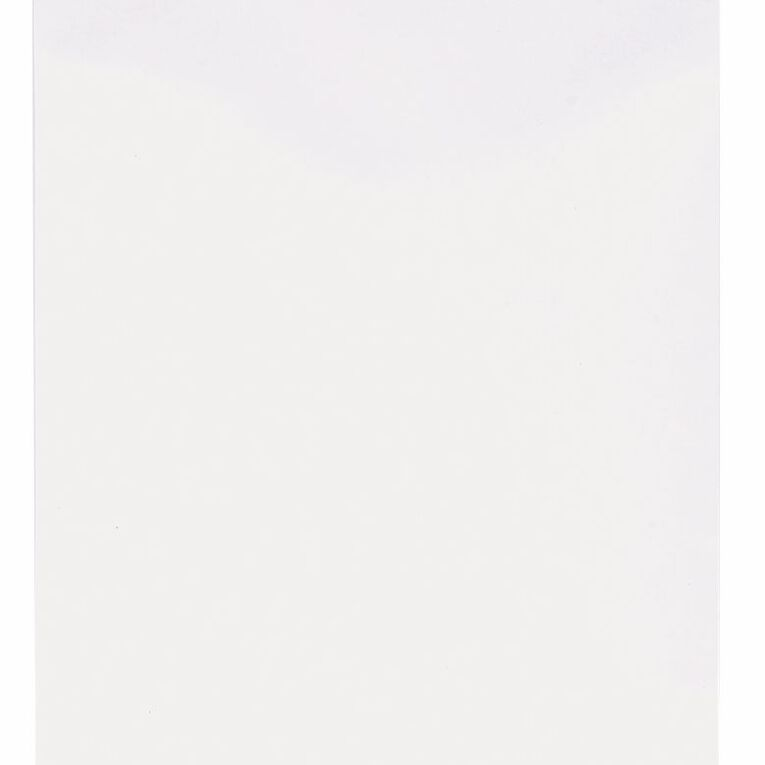 WS Envelope E31/C4 White Peel & Seal 25 Pack, , hi-res image number null